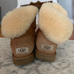 Old UGG boots